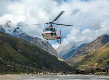 Helicopter Char Dham Yatra