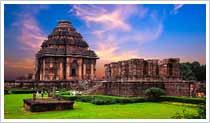 Konark temple Chariot of the Sun God